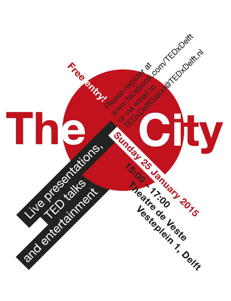 TEDxSalonTheCityClear