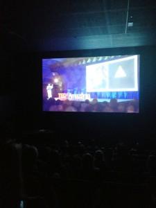 cinema tedxdelft