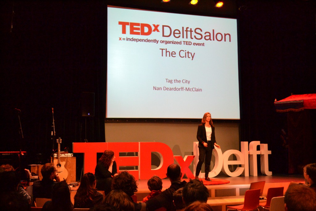 TEDxDelft Salon | The City