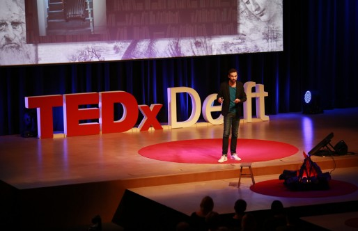 We're back – with a TEDxDelftSalon on TEDxDelft itself :-)