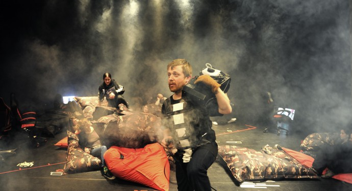 The Great Warmachine at Theater de Veste Delft