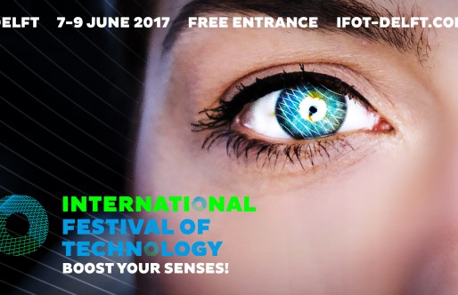 International Festival of Technology – Boost your senses!